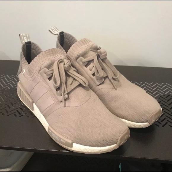 "super popular f70c1 86c0f Adidas NMD ""Japan Pack"" French beige size 10.5"